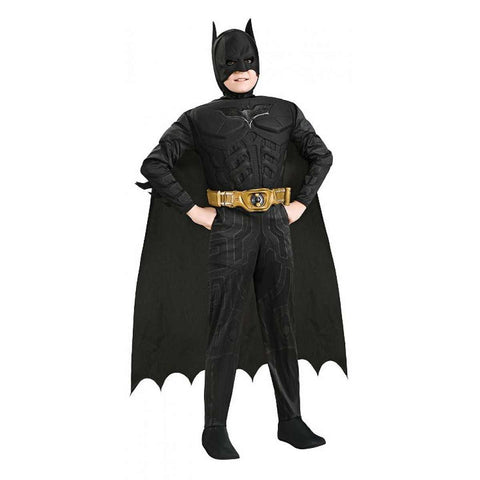 Batman Dark Knight Rises Child's Deluxe Muscle Chest Costume