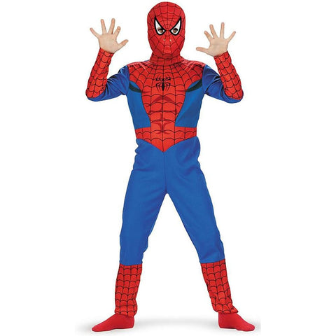 Spiderman classic Child's Costume