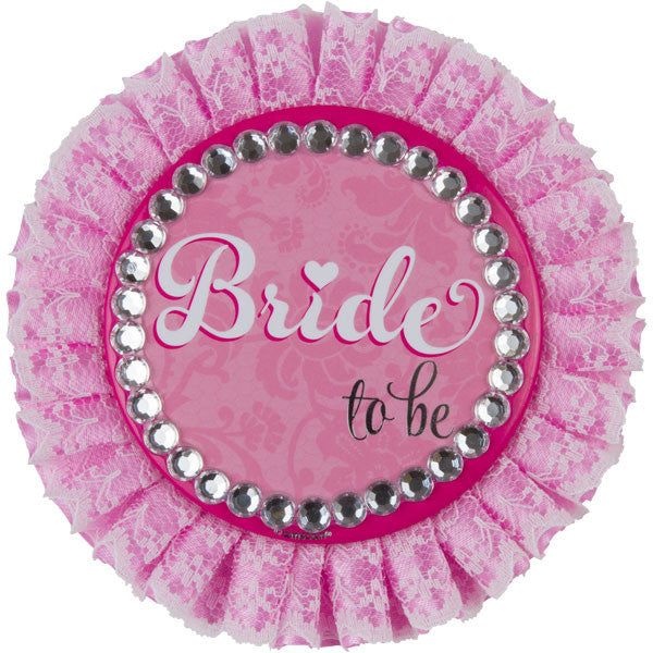 Deluxe Bride Badge