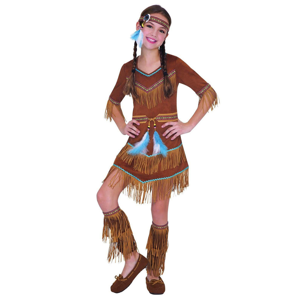 Dream Catcher Indian Costume