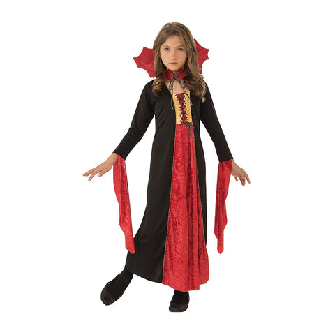 Gothic Vampiress Child's Costume