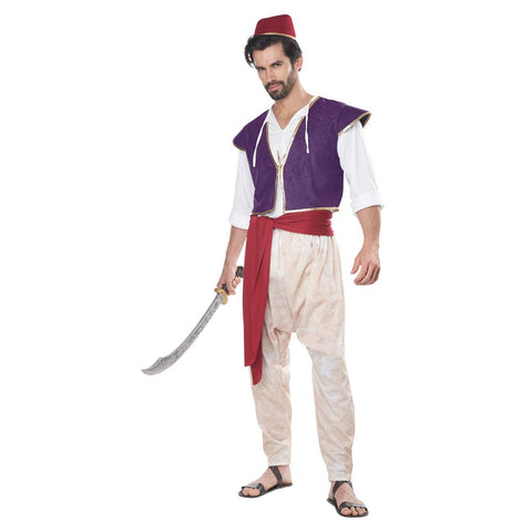 Aladdin Men's Costume