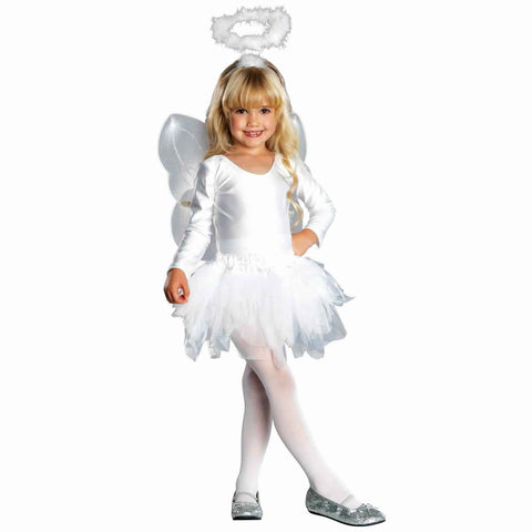 Angel Tutu Kids Costume