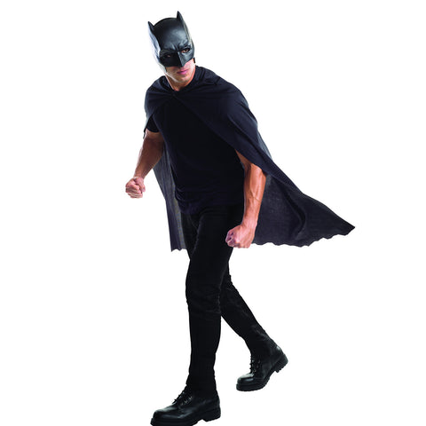 Adult Batman Cape and Mask Set