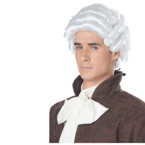 Colonial Adult Wig