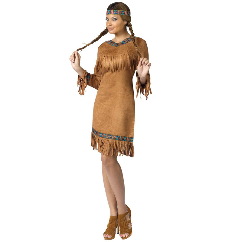 Native American Woman Costume