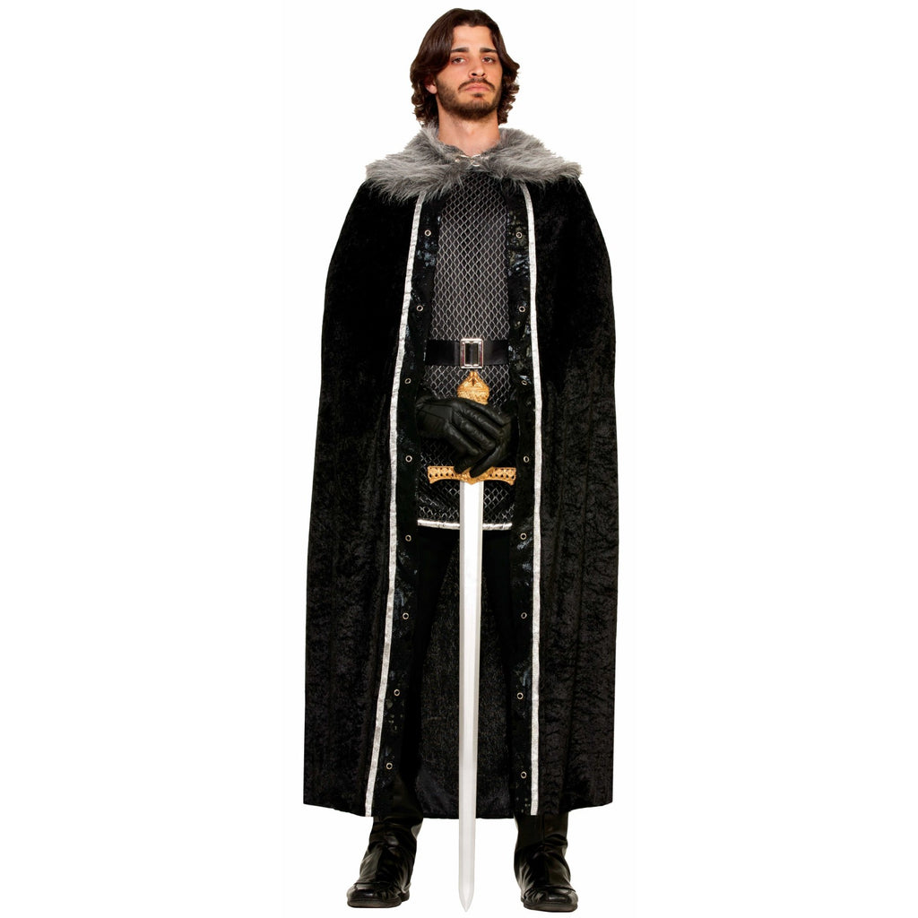 Medieval Cape Costume Set