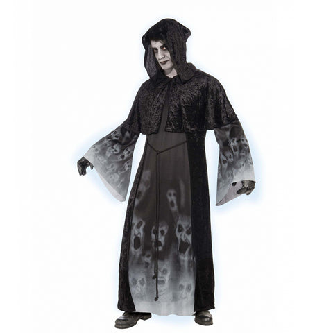 Ghostly Spirits Forgotten Souls Costume