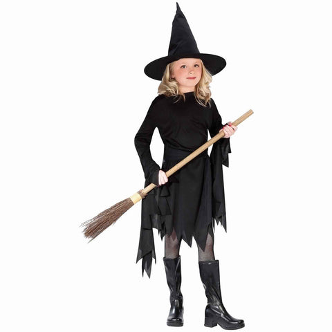 Witchy Witch Black Child's Costume