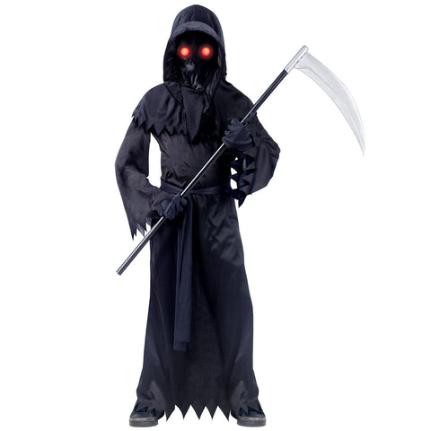 Grim Reaper Fade In/Out Unknown Phantom Child's Costume