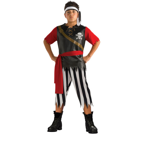 Pirate King Child Costume