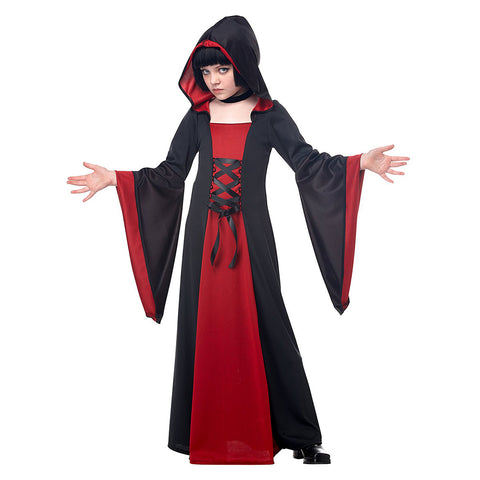 Hooded Robe Child Costume