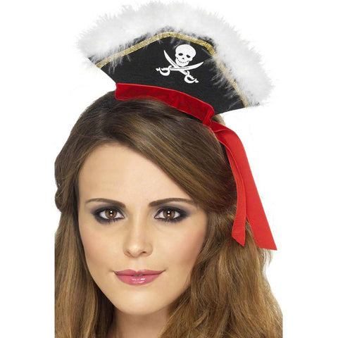 Mini Pirate Headband
