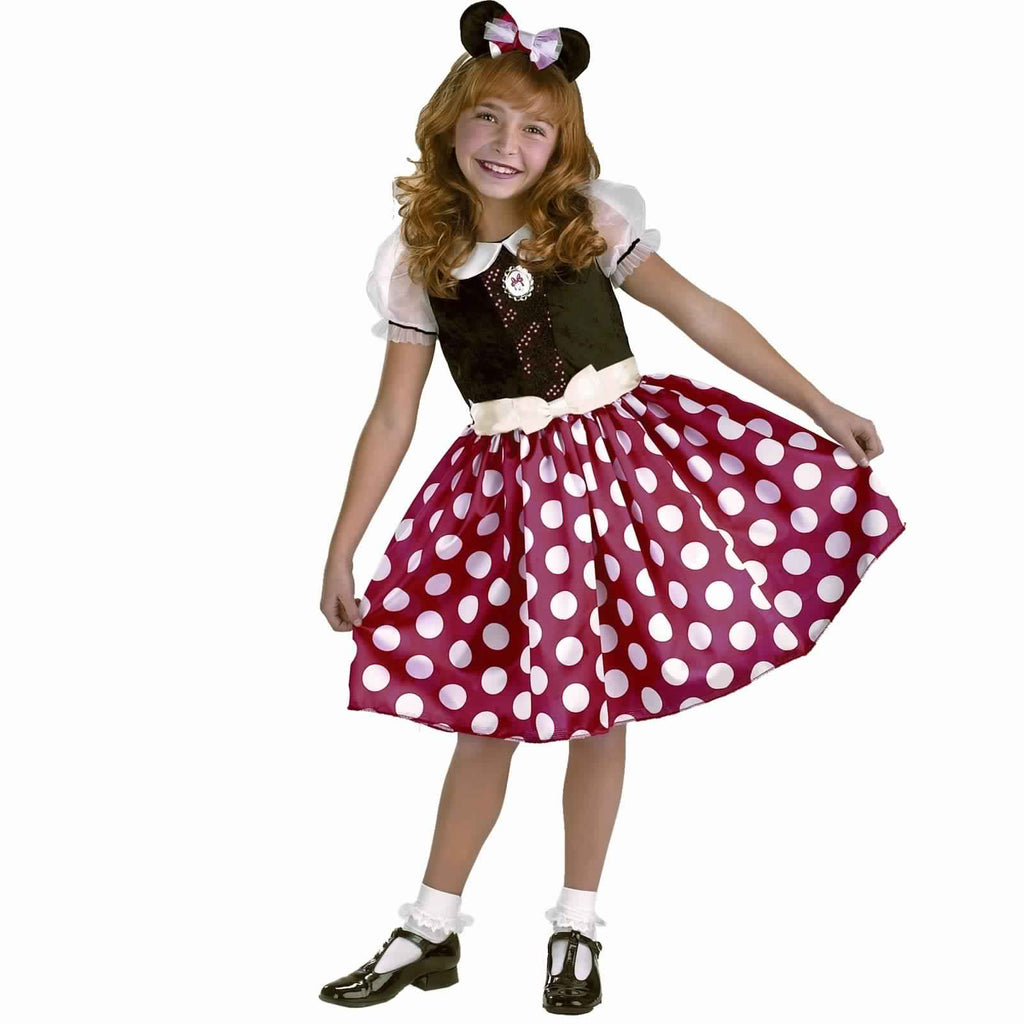 Minnie Mouse Classic Child Costume