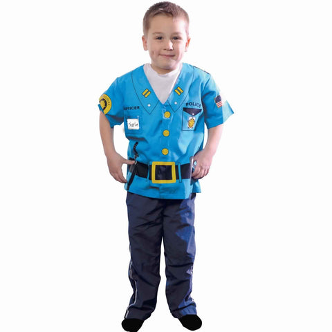 Police Toddler Costume