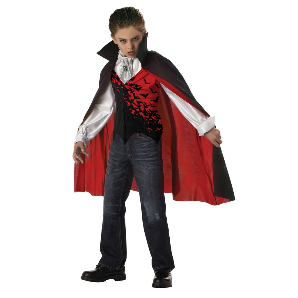 Prince of Darkness Vampire Costume