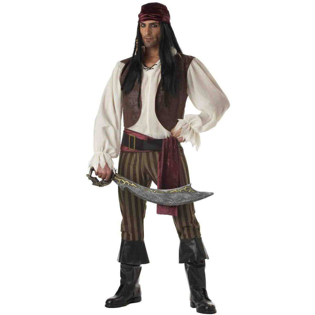 Men's Rogue Pirate Costume