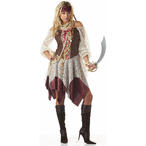 South Seas Siren Pirate Costume