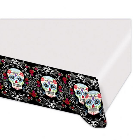 Day of the Dead Tablecover - 2.6m