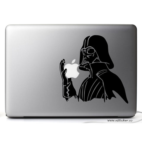 DarthVader loves apple。黑武士愛蘋果