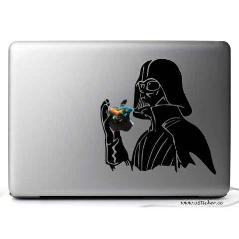 ✭奇幻星空組合系列✭ DarthVader loves apple。黑武士愛蘋果