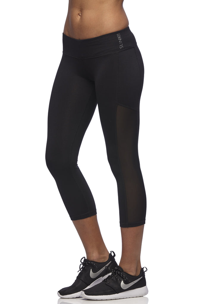 Slinkii - black Namaste Tights