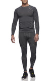 Six30 - Charcoal Compression Pants