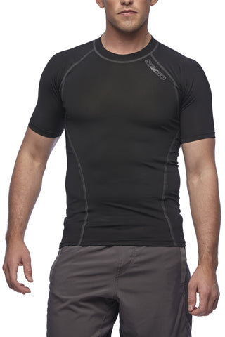 Short Sleeve Compression Top