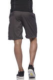 Six30 - men's grey Running Shorts