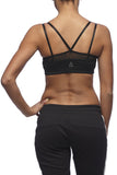 Slinkii - black Pure Performance sports bra