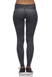 Vie Active - Rockell Elite Compression Tights in Black Leopard