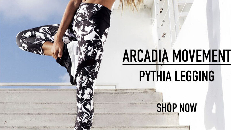 Shop the latest range from Arcadia Movement