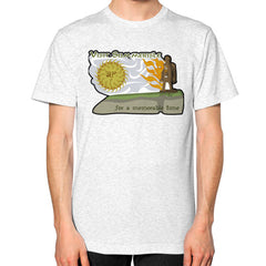 Wicker Man T-shirt - Dicky Ticker  - 3
