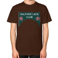 The Smiths Salford Lads Club Unisex Jersey - Dicky Ticker