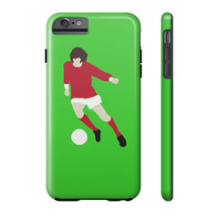 The Smiths Salford Lads Club Phone Case - Dicky Ticker
