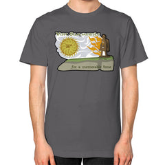 Wicker Man T-shirt - Dicky Ticker  - 4