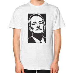 Bill Murray Portrait T-shirt - Dicky Ticker  - 2