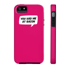 You Had Me At Bacon Case - Dicky Ticker  - 6