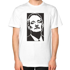 Bill Murray Portrait T-shirt - Dicky Ticker  - 15