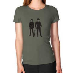 Women's T-Shirt - Dicky Ticker  - 16