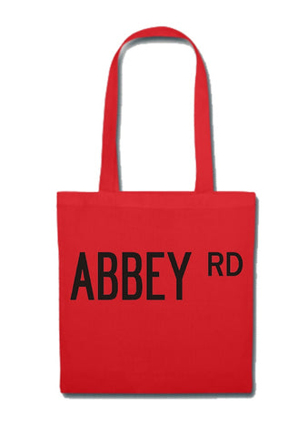 Abbey Road Sign Bag