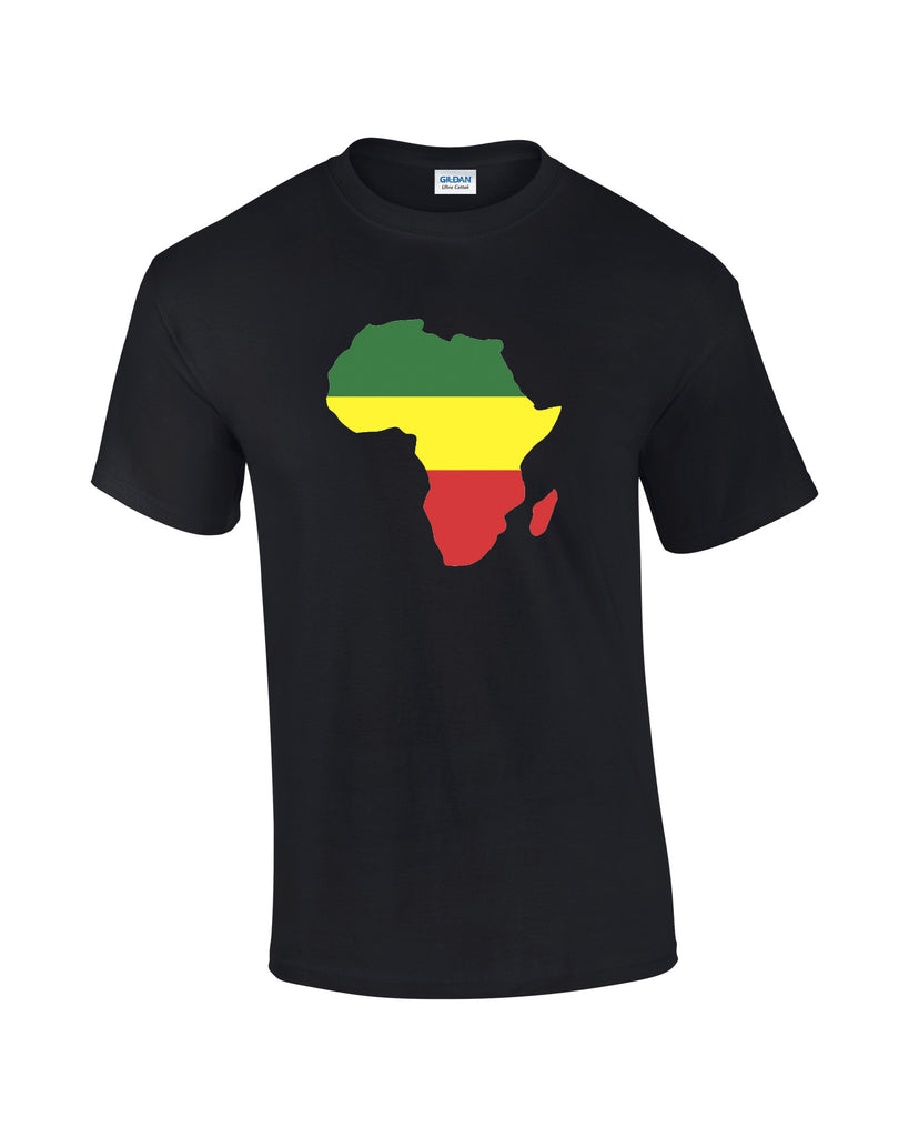 Africa T-shirt - Dicky Ticker