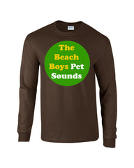 Pet Sounds Beach Boys Long Sleeve T-shirt - Dicky Ticker  - 2