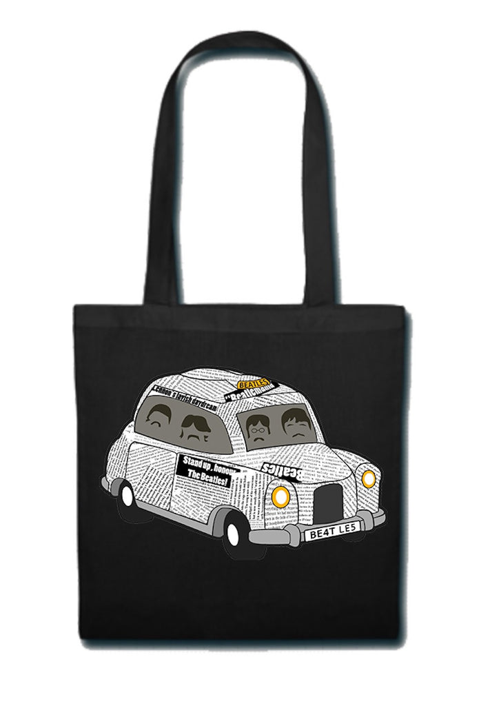 Taxi Beatles Bag - Dicky Ticker  - 1