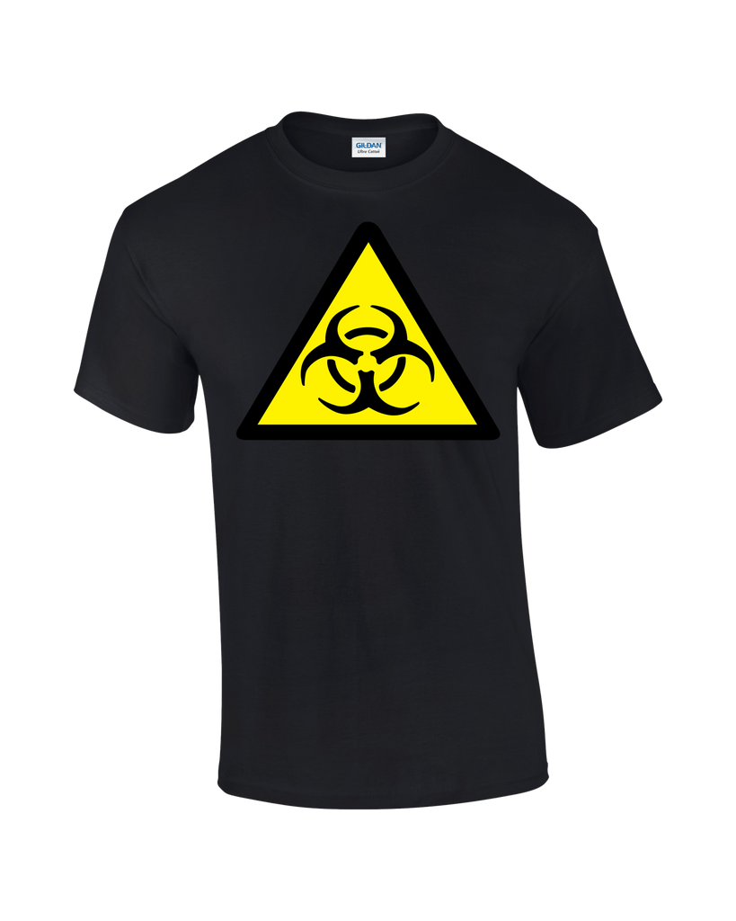 Biohazard T-shirt - Dicky Ticker  - 1