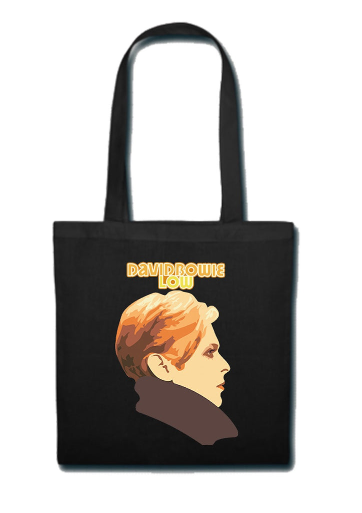 David Bowie Low Bag - Dicky Ticker  - 1