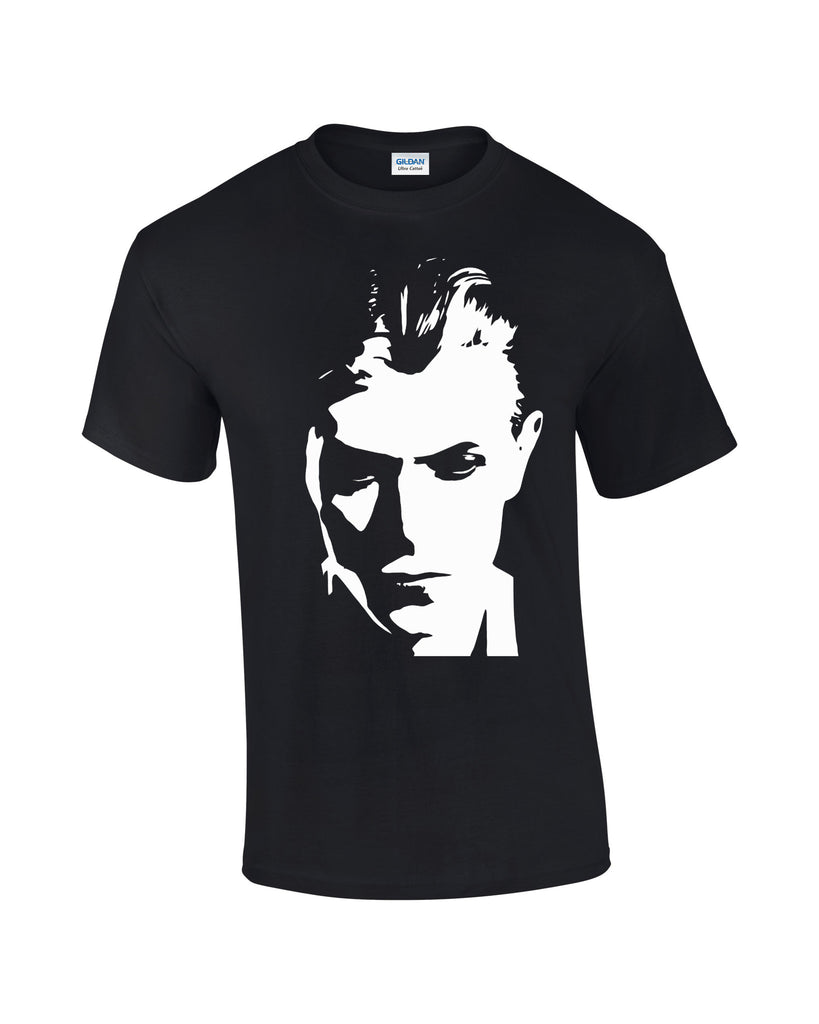 Duke Bowie T-shirt - Dicky Ticker  - 1