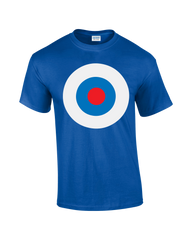 Bullseye T-shirt - Dicky Ticker