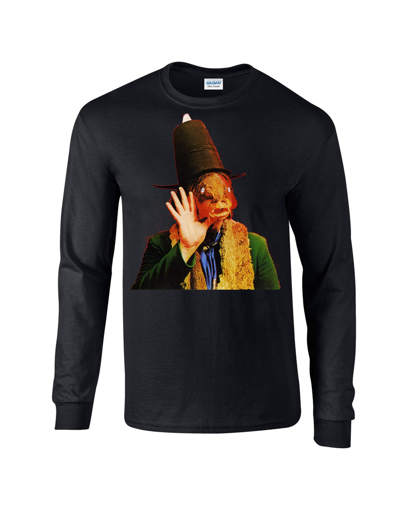 Captain Beefheart T-shirt Trout Mask Replica - Dicky Ticker  - 1