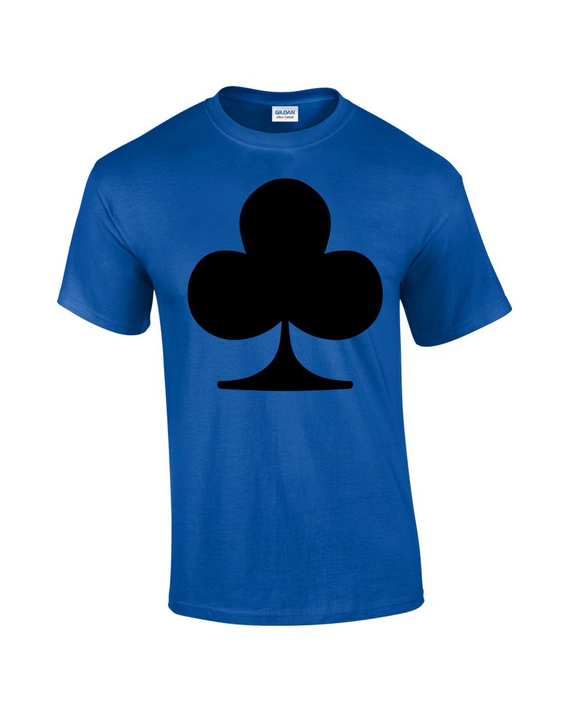 Poker Club Suit T-shirt - Dicky Ticker  - 1
